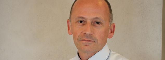 Michel Berg, président d'Axilum Robotics.