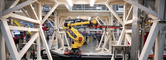 Les robots se multiplient dans les usines du monde entier.