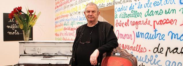 Une exposition au Musée Maillol présentera 200 œuvres de l'artiste Ben dès l'automne prochain.