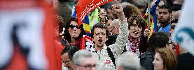 Une neuvième journée de mobilisation contre la loi travail est prévue le 14 juin prochain, avec «une puissante manifestation nationale» à Paris.