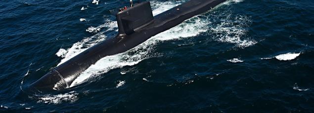 Mai 2016: «Le Vigilant» commence sa plongée dans l'Atlantique.