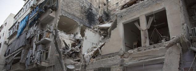 La Syrie est considérée comme le pays le plus dangereux au monde, selon l'indice de conflictualité établi par l'Institute of Economics and Peace.