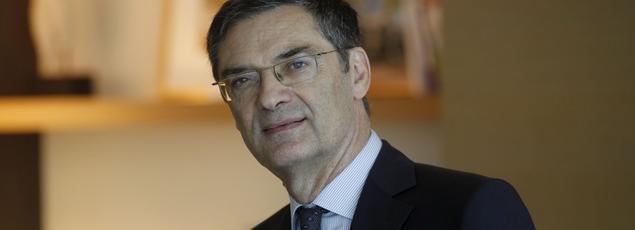 Le président du conseil départemental des Hauts-de-Seine, Patrick Devedjian