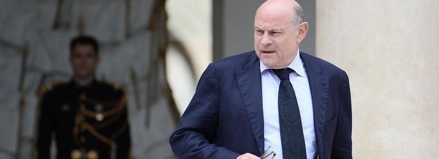 Le secrétaire d'État chargé des Relations avec le Parlement, Jean-Marie Le Guen