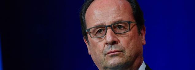 François Hollande à Paris, le 10 juin 2016.