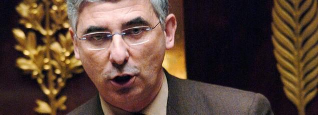 Le sénateur PS Gaëtan Gorce