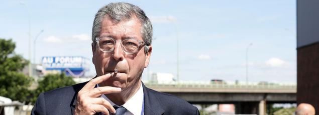 Patrick Balkany, député-maire de Levallois