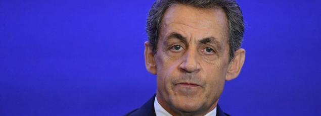 Nicolas Sarkozy à Paris, le 1er juin 2016.