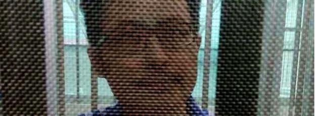 Guo Feixiong, dont le vrai nom est Yang Maodong, a été condamné pour «rassemblement illégal et troubles à l'ordre social».
