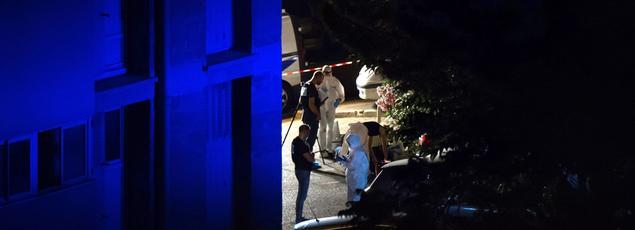 Les deux hommes, dont les identités n'ont pas été révélées, ont été abattus dans leur voiture sur le parking de la cité Consolat, dans le XVe arrondissement de Marseille peu après minuit.