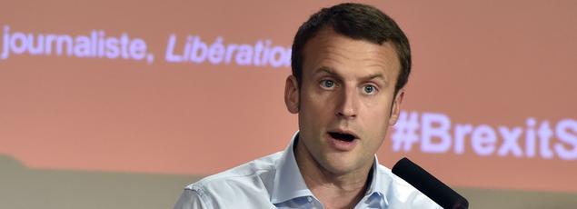 Le ministre de l'Économie s'est exprimé à Sciences Po sur les conséquences référendum britannique.