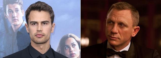 La place de Daniel Craig est enviée. Le mannequin Theo James se met lui aussi sur les rangs pour le remplacer dans le prochain James Bond.