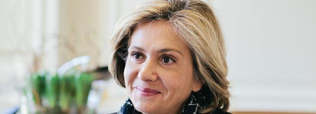 Valérie Pécresse, présidente de l'Île-de-France, a écrit le 27 juin à 4000 entreprises internationales pour leur présenter les atouts de la région.