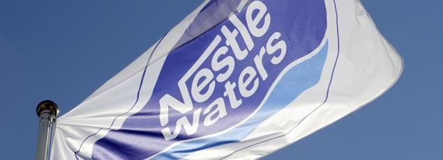 Nestlé Waters, le propriétaire de la marque Quézac.