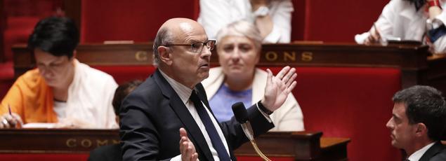 Jean-Marie Le Guen, secrétaire d'État en charge de la communication avec le Parlement