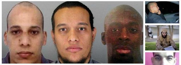 Ils avaient été condamnés par la justice, faisaient l'objet d'une fiche S ou d'un mandat d'arrêt international.