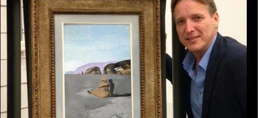 L'oeuvre du peintre surréaliste catalan Salvador Dali intitulée Adolescence, datant de 1941, a été retrouvée après avoir été volée il y a 7 années.
