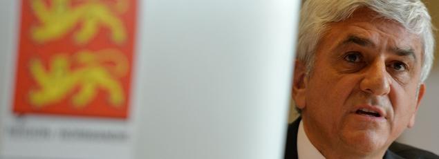 Hervé Morin (UDI), ancien ministre de la défense