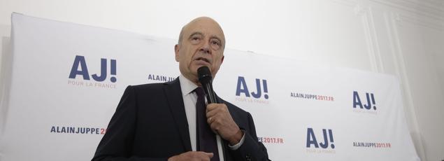 Alain Juppé, vendredi à Paris: «La colère est compréhensible, mais l'amalgame est dangereux.»
