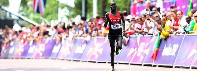 Partout dans le monde, la distance d'un marathon est de 42.195km.