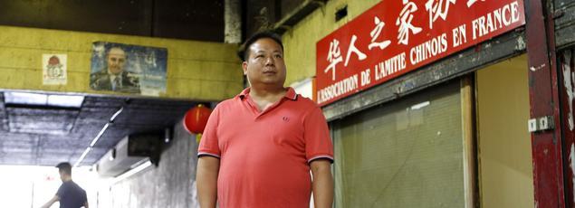 Hua Qin Cao, président de l'Association de l'Amitié chinoise en France.