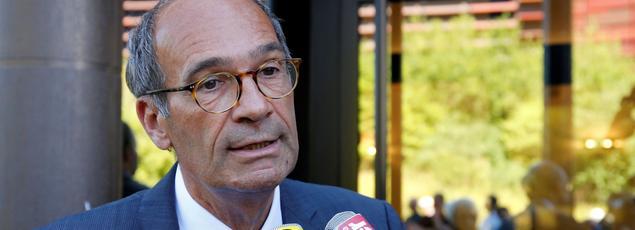 Éric Woerth, secrétaire général des Républicains