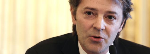 François Baroin à l'Assemblée, le 6 avril 2013.