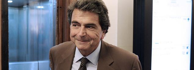 L'ancien ministre Pierre Lellouche