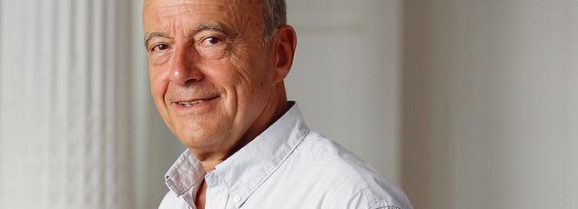 Alain Juppé, le 26 août.