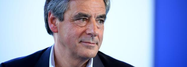 François Fillon, le 30 août.