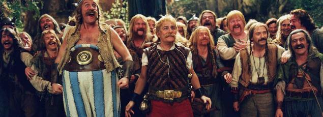 Crédits Photo: capture d'écran du film «Astérix et Obélix contre César».