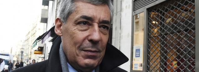 Henri Guaino à Paris, le 7 décembre 2015.