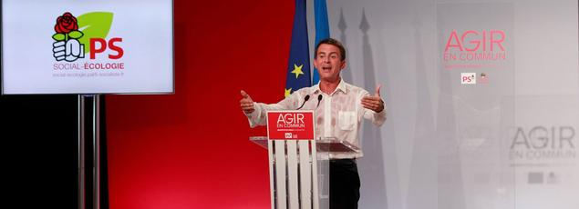 Le premier ministre a défendu le plan de démantélement de Calais.