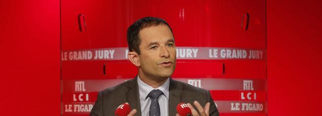 Benoît Hamon.