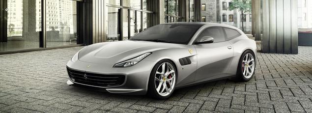 Les acheteurs du coupé 2 + 2 de Ferrari auront bientôt le choix entre le V12 et le V8 turbo.