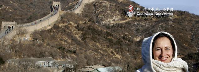 «Qui va sur la Grande muraille conquiert la bravitude», déclara Ségolène Royal en 2007, lors d'un déplacement en Chine.