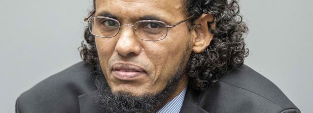 Ahmad al-Faqi al-Madhi, au cours de son procès.