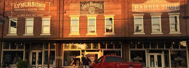 Dans le village de Lynchburg, tout tourne autour de Jack Daniel's.