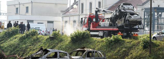 Les victimes réclamaient 400.000 euros de dommages et intérêts pour les dégradations commises.