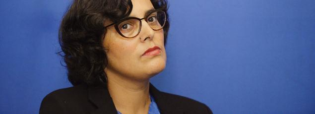 La ministre du Travail, Myriam El Khomri, cherche des solutions pour sauver l'assurance-chômage.