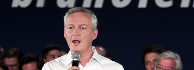 «La loi est insuffisante» aujourd'hui, estime le candidat à la primaire de la droite.