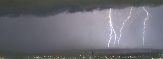 Des orages localement forts sont attendus dans le Gard samedi.