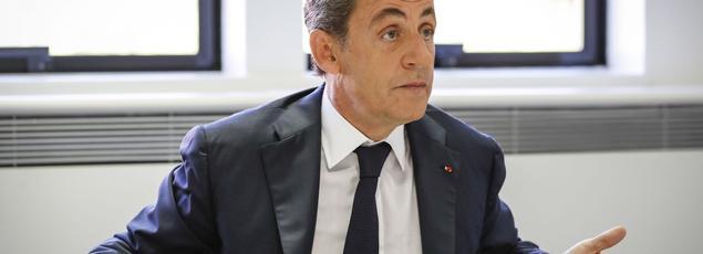 Nicolas Sarkozy ne s'est pas soucié ce mardi matin du préjudice dont l'entreprise allemande s'estime victime.