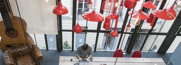 Les bureaux d'ArtDesk Group, dans le Crédit: ArtDesk Group.