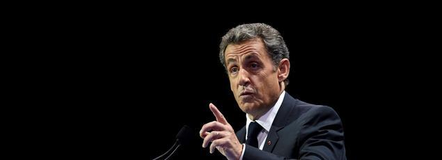 Nicolas Sarkozy favorable à la prison ferme en cas d'agression de policiers.