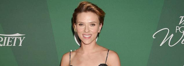 Scarlett Johansson sera dans le Marais samedi après-midi.