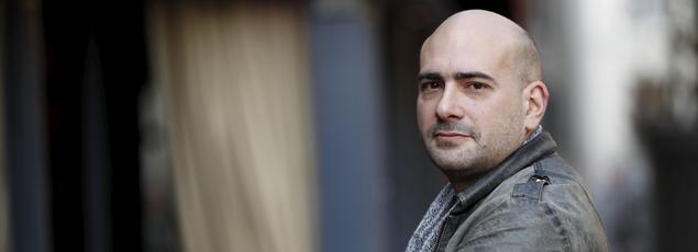 Julien Neel, auteur de la BD.