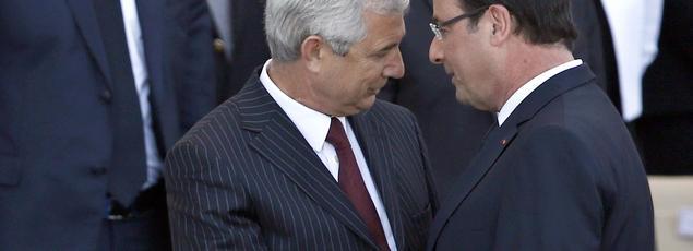 Les deux responsables socialistes se connaissent depuis quarante ans