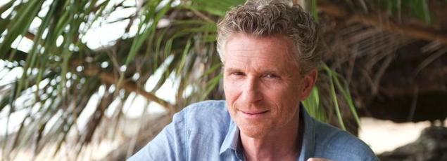 Denis Brogniart, présentateur de l'émission.