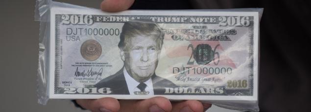 Donald Trump est à la tête d'une fortune personnelle évaluée à 3,7 milliards de dollars par le magazine Forbes.